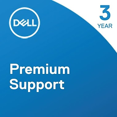 3 Year Dell Premium Support: Next Business Day, Onsite