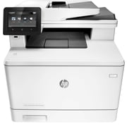 HP Color LaserJet Pro M477fdw Multifunction Wireless Laser Printer with duplex printing (CF379A)