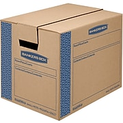 Bankers Box® SmoothMove™ Prime Moving and Storage Box, Small, 5/PK (1062703)