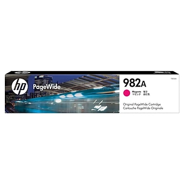 HP 982A Magenta Original PageWide Cartridge
