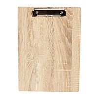 Staples Wood Letter-Sized Clipboard 51958 Deals