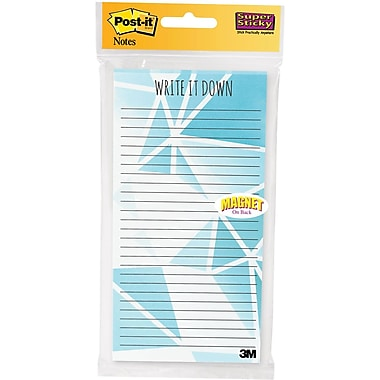Post-it® Printed Notes, 4