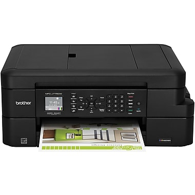 Brother MFC-J775DW Color Inkjet All-in-One Printer
