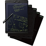 "Boogie Board Blackboard, Liquid Crystal Paper™, 8.5"" x 11"" (BD0110001)"