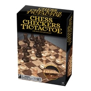 Chess Checkers Tic Tac Toe Game