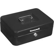 Honeywell Steel Cash Box with Removable Tray
