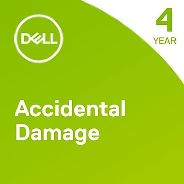Dell 4 Year Accidental Damage Service with In-Home Service after Remote Diagnosis