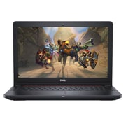 "Dell Inspiron i5577-7700BLK 15.6"" Gaming Laptop (7th Gen Intel i7, 1TB HDD+128GB SSD, 12GB DDR4, Win 10, NVIDIA GeForce GTX1050)"