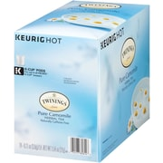 Twinings® Chamomile Herbal Tea Keurig® K-Cup® Pods, 24/Box (F08761)