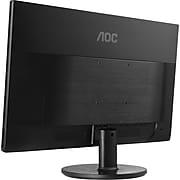 """AOC G2460FQ 24"""" LED Monitor, Black"""