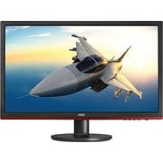 "AOC Monitor 24"" Class Full HD 1920x1080 Gaming 1ms 144Hz 80M:1 350 cd/m2 Brightness VGA DVI-D HDMI Display Port G2460FQ"