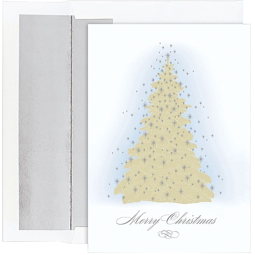 Shop Staples For Great Papers­­® Frosted Tree Boxed