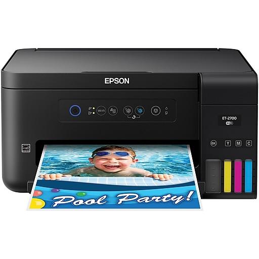 Epson Expression ET-2700 Eco-Tank