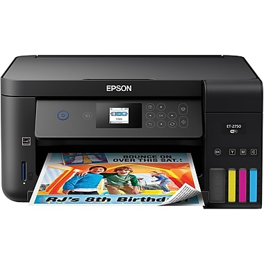 Expression® ET-2750 EcoTank® All-in-One Supertank Printer