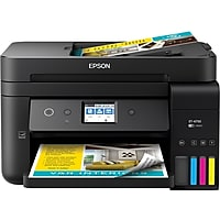 Epson WorkForce ET-4750 EcoTank Wireless All-in-One Color Printer Deals
