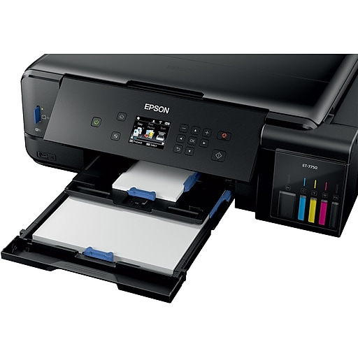 Epson Expression EcoTank ET-7750 Color Inkjet All-in-One Printer
