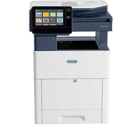 Xerox VersaLink C505 C505/S USB & Network Ready Color Laser Print-Scan-Copy  Printer