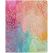 Erin Condren 2018 Hardbound LifePlanner™- Painted Petals, 8x10, Vertical Layout