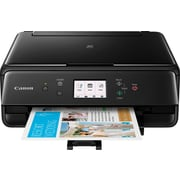 Canon PIXMA TS6120 Wireless InkJet All-in-One Printer, Black, New