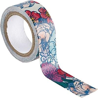 Erin Condren Paper Tape, Floral Ink (ACC PT-FLORINK)