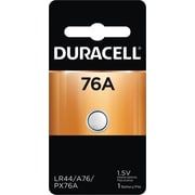 Duracell® PX76A Alkaline Battery, 1/Pack
