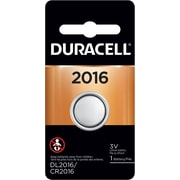 Duracell® 2016 Lithium Battery, 1/Pack