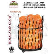 Himalayan Glow Natural Salt Lamp- Pillar