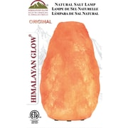 Himalayan Glow Natural Salt Lamp Naked