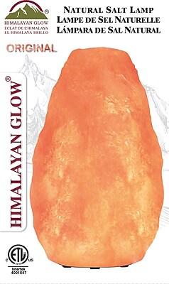 Himalayan Glow Natural Salt Lamp Naked