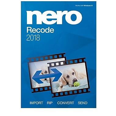Nero Recode 2018 for Windows (1 User) [Download]