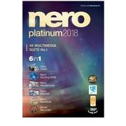Nero Platinum 2018 for Windows (1 User) [Download]