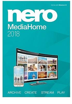 Nero MediaHome 2018 for Windows (1 User) [Download]