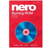 Nero Burning ROM 2018 for Windows (1 User) [Download]