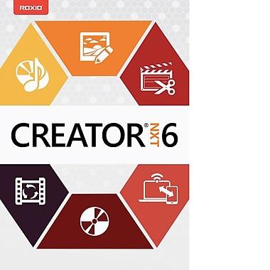 Roxio Creator NXT 6 for Windows (1 User) [Download]