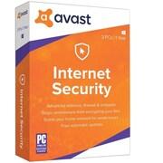 Avast Internet Security 2019, 3 PC 1 Year (PNQ8GQG4LK7WS7C)