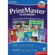 PrintMaster v8 Platinum for Windows for Windows (1 User) [Download]