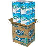 Sparkle® Pick-A-Size, 2-Ply Paper Towel Rolls, 102 Sheets/Roll, 24 Giant Rolls (21662/54)