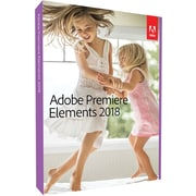 Adobe Premiere Elements 2018 for Windows/Mac (1 User)