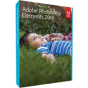 Adobe Photoshop Elements 2018 for Windows/Mac (1 User)