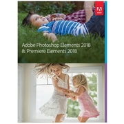 Adobe Photoshop Elements 18 & Premiere Elements 18 for Windows (1 User) [Download]