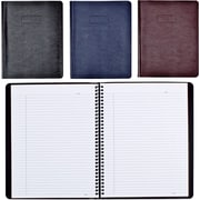 "BlueLine® NotePro® Hard Cover Executive Notebook, 8-1/2"" x 11"", 300 Pages"