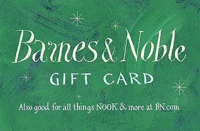 Barnes & Noble Gift Card $50