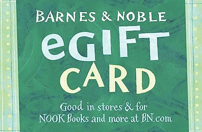 Barnes & Noble Gift Card $25 (Email Delivery)