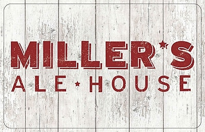 Millers Ale House Gift Card $50