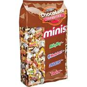 Mars Chocolate Favorites Mixed Miniature Candy, 67.2 Oz. (MMM50972)