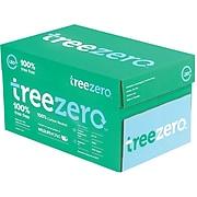 "TreeZero TreeFree Multipurpose Paper, 8.5"" x 11"", 20 lbs., White, 5000 Sheets/Carton (228007534)"