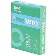 "TreeZero TreeFree Multipurpose Paper, 8.5"" x 11"", 20 lbs., White, 1500 Sheets/Carton (310010)"
