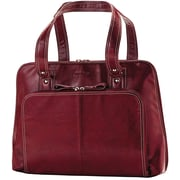 "SAMSONITE LADIES TOTE 15.6"" RED"