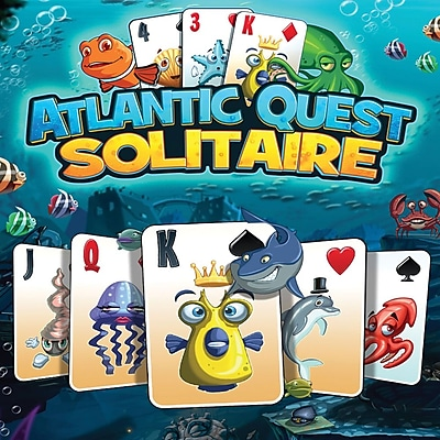 Atlantic Quest Solitaire for Windows (1 User) [Download]