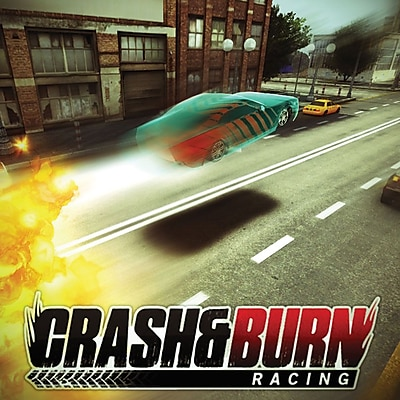 Crash and Burn Racing for Windows (1 User) [Download]
